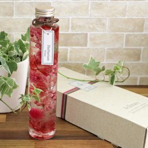 東京世田谷ハーバリウムの実店舗フェリナスへ 角瓶シリーズピンク